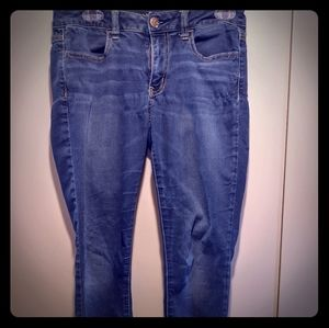 American Eagle size 8 Jeggings
